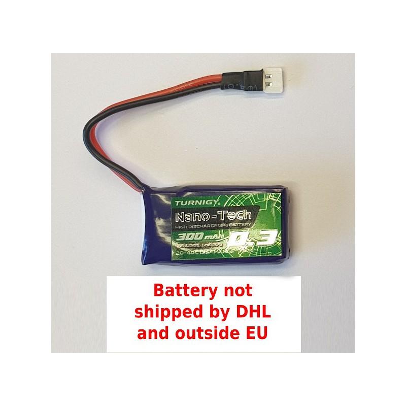 Battery Li-Po 250mA
