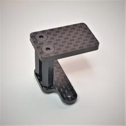 Support puce Kyosho MP9e MP10e