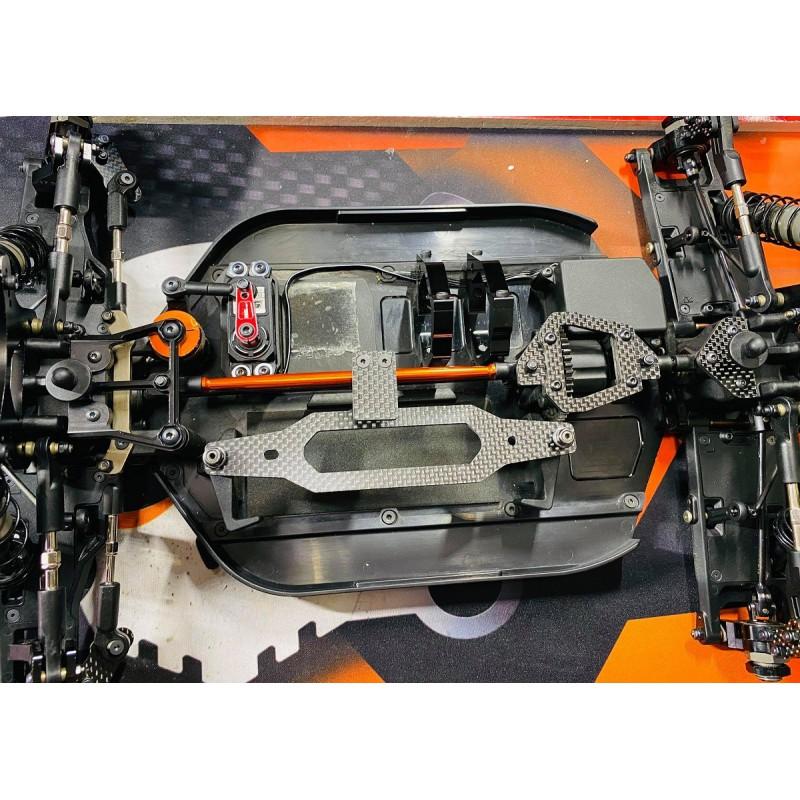 Transponder mount for HB E819/E817