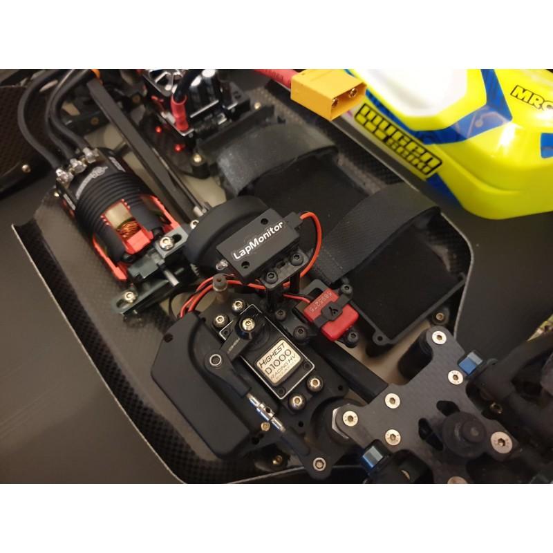 Transponder Holder Mugen MBX8e MBX7e