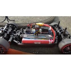 Transponder mount for TTO2