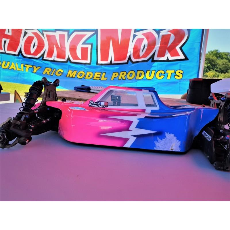 Transponder mount for Hong Nor X3S EVO.e E