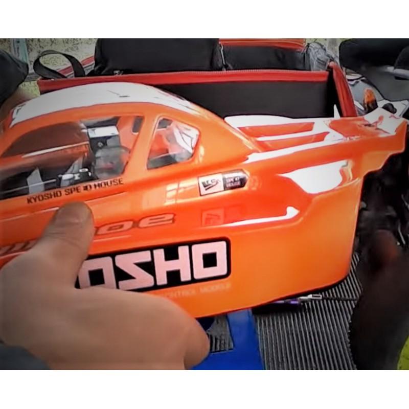 Transponder Holder Kyosho MP9e MP10e