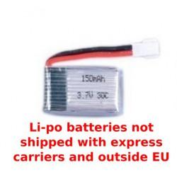 Battery Li-Po 150mA