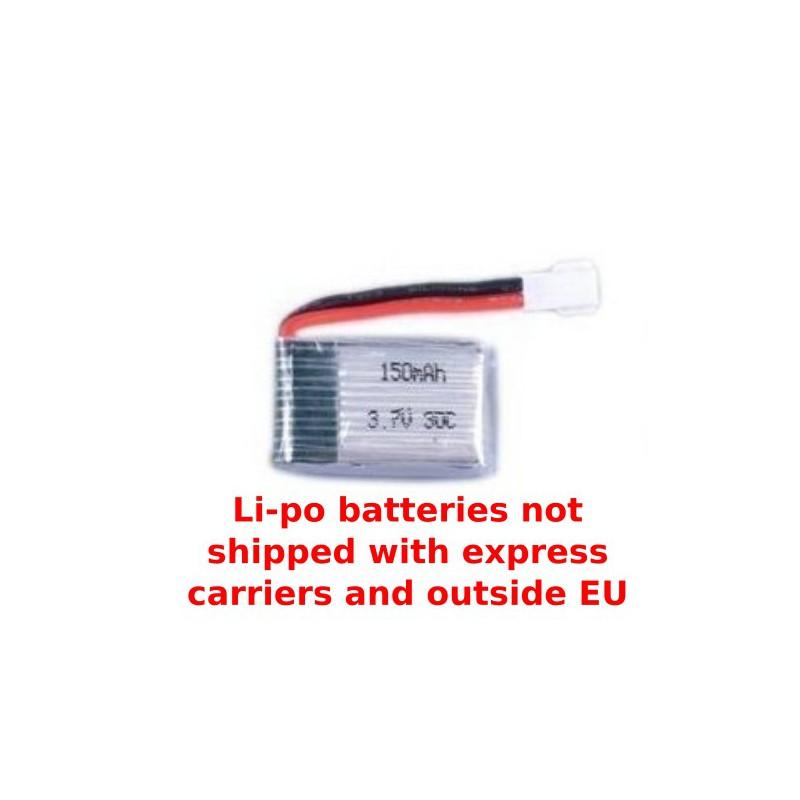 Baterie Li-Po 150mA